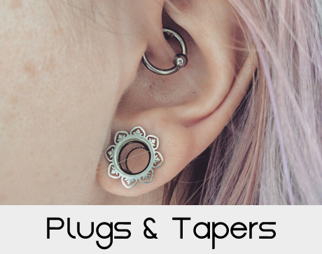 Ear Plugs, Tunnels and Tapers